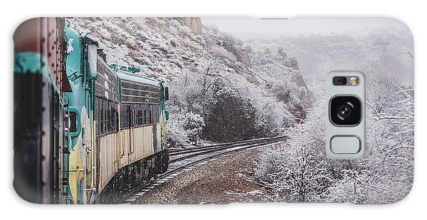 Snowy Verde Canyon Railroad Galaxy Case