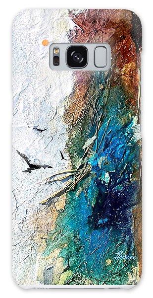 Soaring Galaxy Case by Helen Harris
