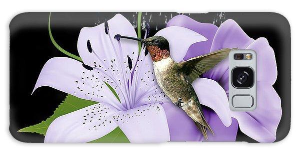 Soaring Hummingbird Galaxy Case