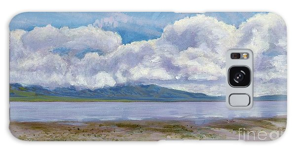 Soda Lake After The Storm Galaxy Case