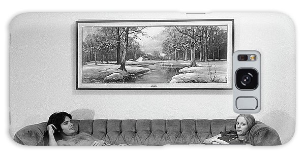 Sofa-sized Picture, With Light Switch, 1973 Galaxy Case