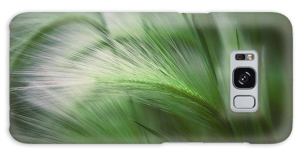 Soft Galaxy Case - Soft Grass by Scott Norris