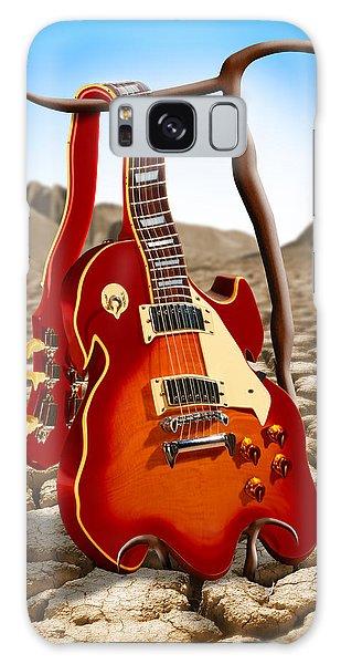 Soft Guitar Galaxy Case