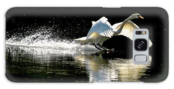Soft Landing  Galaxy Case