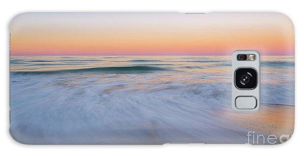 Soft Sunset  Galaxy Case