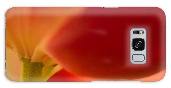 Soft Tulip Galaxy Case