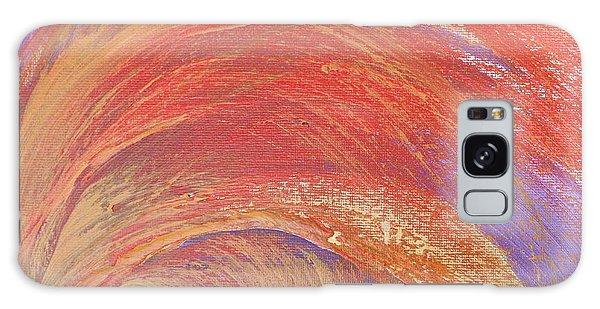 Soft Wheat Galaxy Case