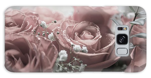 Breathe Galaxy Case - Softness Of Love by Betsy Knapp