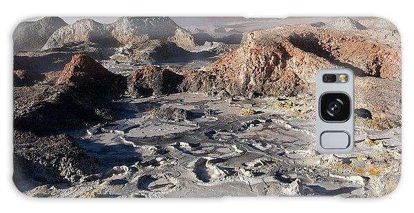 Sol De Manana Geothermal Field  Galaxy Case