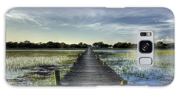 Sol Legare Dock Charleston Sc Galaxy Case