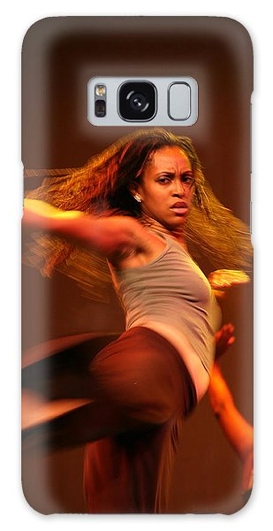 Solace Dancer 3 Galaxy Case