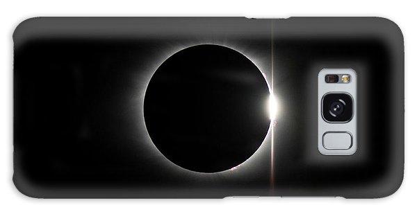 Solar Eclipse 1437 Galaxy Case
