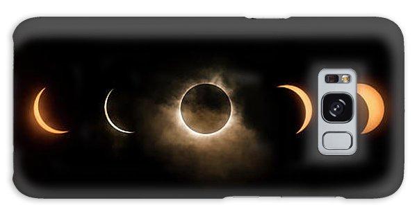 Solar Eclipse Progression Galaxy Case