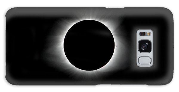 Solar Eclipse Ring Of Fire Galaxy Case