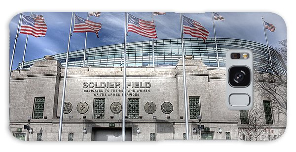 Soldier Field Galaxy Case