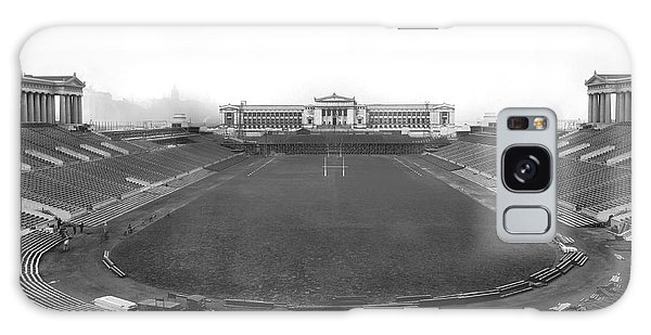 Soldier Field In Chicago Galaxy Case