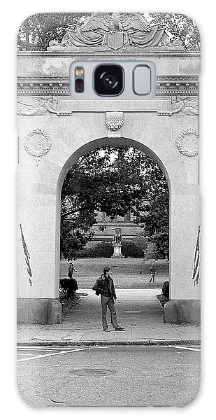 Soldiers Memorial Gate, Brown University, 1972 Galaxy Case