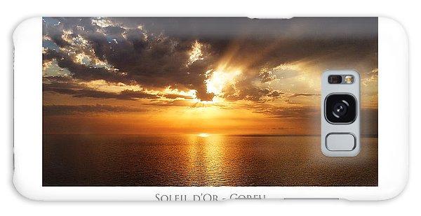 Soleil D'or - Corfu Galaxy Case