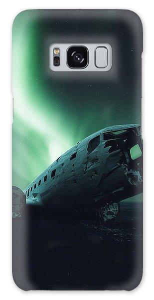 Airplanes Galaxy Case - Solheimsandur Crash Site by Tor-Ivar Naess