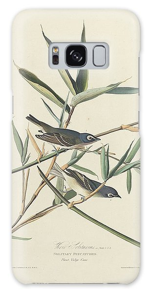 Flycatcher Galaxy Case - Solitary Flycatcher by Dreyer Wildlife Print Collections