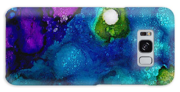 Solo In The Stream Galaxy Case by Angela Treat Lyon