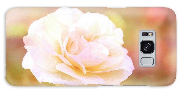 Solstice Rose Galaxy Case