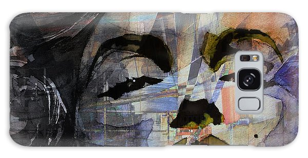 Layers Galaxy Case - Some Like It Hot Retro by Paul Lovering