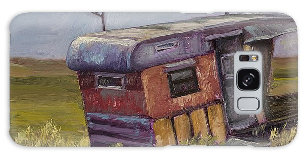 Dilapidation Galaxy Case - Some Where In The Middle Of No Where by Julie Rumsey