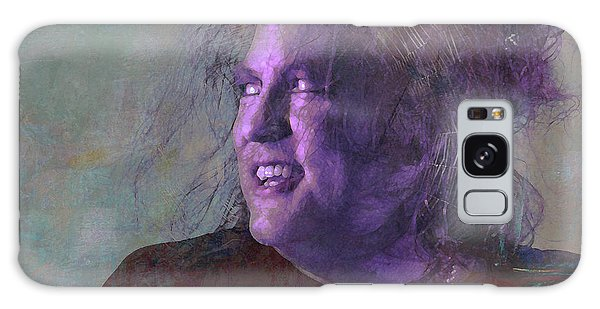 Robert Smith Music Galaxy Case - Something Beginning With S by Mal Bray