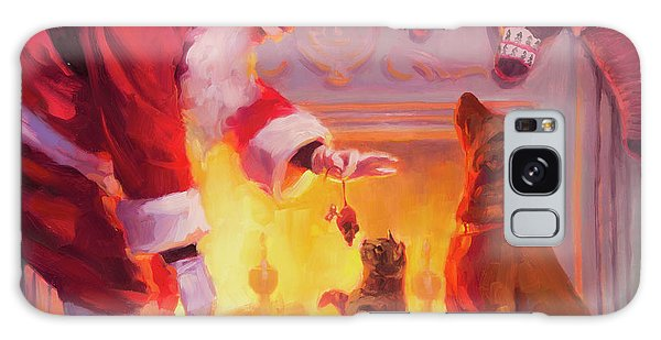 Santa Claus Galaxy Case - Something For Everyone by Steve Henderson