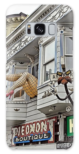 Something To Find Only The In The Haight Ashbury Galaxy Case