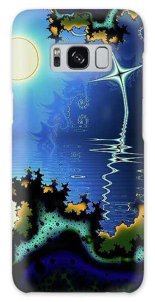 Somewhere In Time Galaxy Case