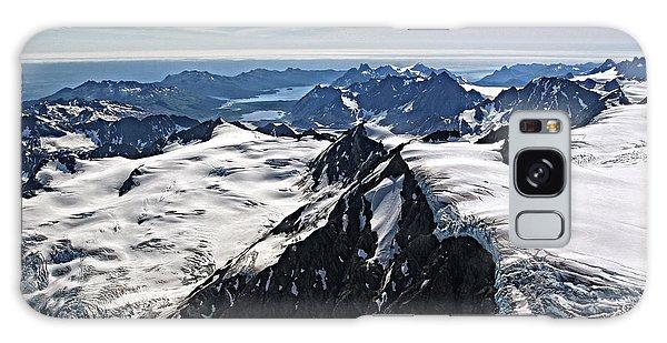 Somewhere Over Alaska Galaxy Case