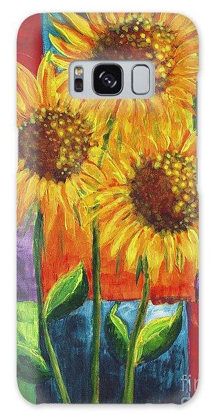 Sonflowers I Galaxy Case