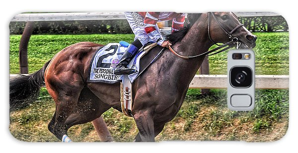 Songbird With Mike Smith Saratoga August 2017 Galaxy Case