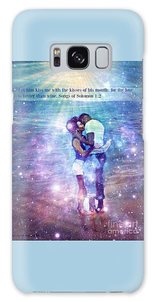 Songs Of Solomon Galaxy Case by Vannetta Ferguson