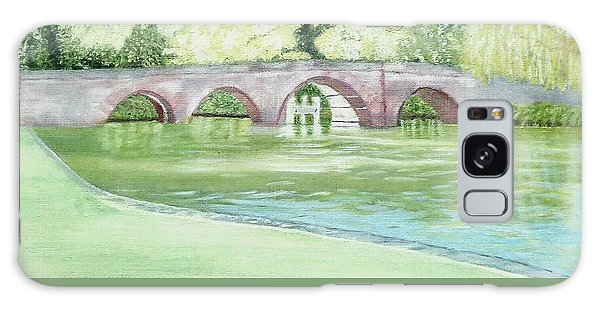 Sonning Bridge  Galaxy Case
