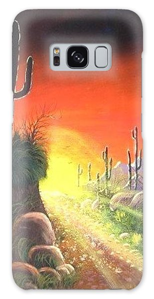 Sonora Sunrise Galaxy Case