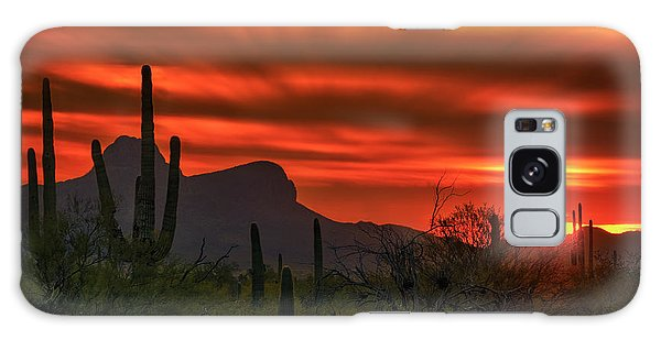 Sonoran Sunset H38 Galaxy Case