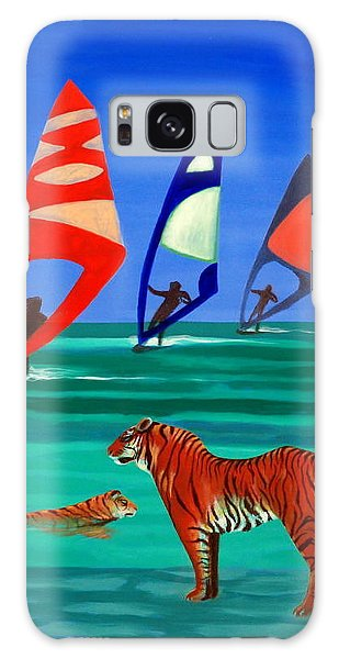 Tigers Sons Of The Sun Galaxy Case