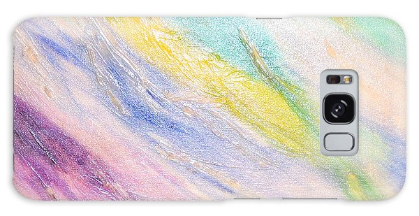 Soothing Galaxy Case by Lori Jacobus-Crawford