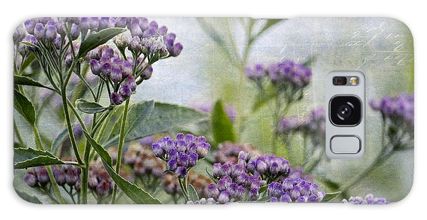 Sophies Garden Galaxy Case by HH Photography of Florida