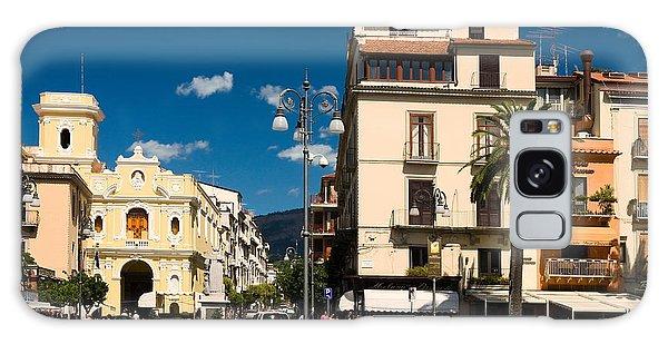 Sorrento Italy Piazza Galaxy Case