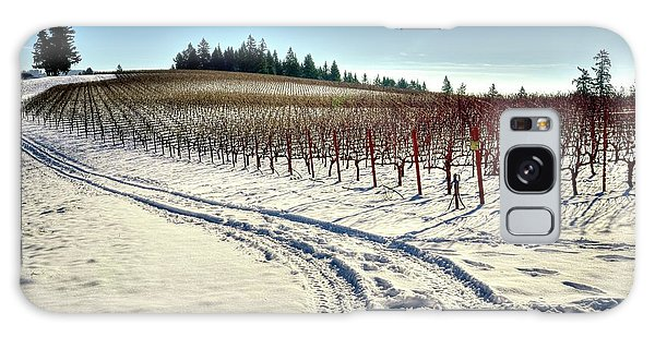 Soter Vineyard Winter Galaxy Case by Jerry Sodorff