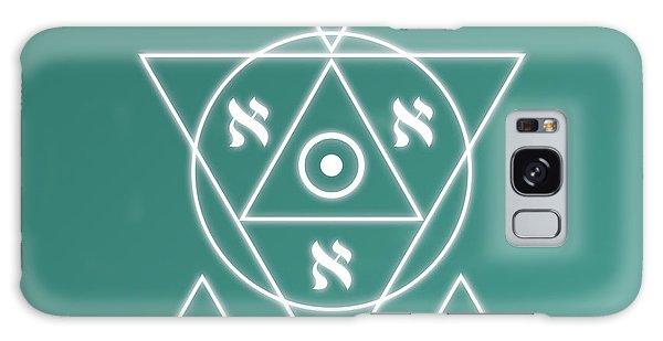 Soul Healing Galaxy Case