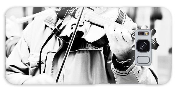 Violin Galaxy Case - Sounds Of A Stranger by Gabriela Insuratelu