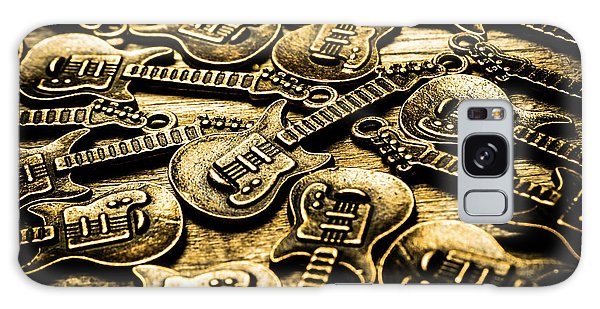 Rock Music Galaxy Case - Sounds Of Country And Western Music by Jorgo Photography - Wall Art Gallery