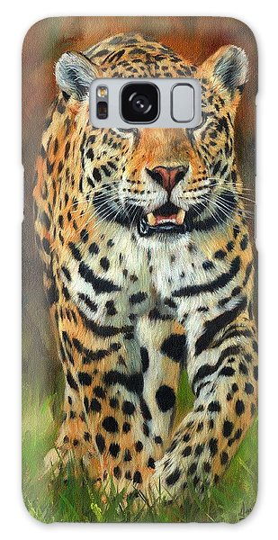 South American Jaguar Galaxy Case