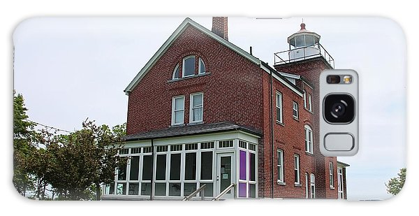 South Bass Island Lighthouse- Horizontal Galaxy Case