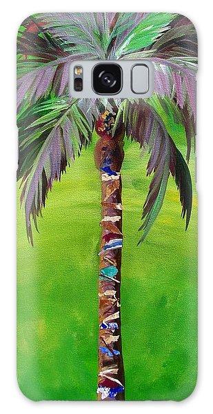 South Beach Palm IIi Galaxy Case